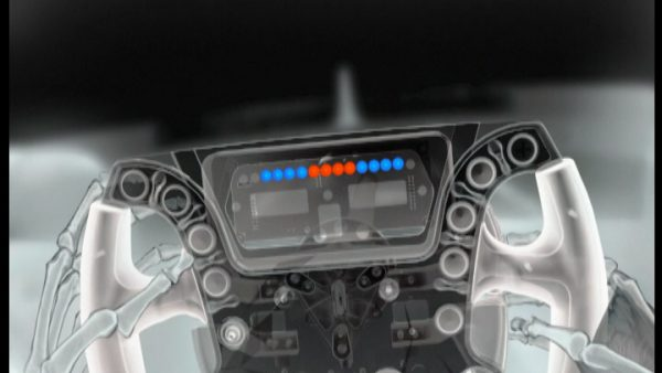 F1 Insight, Gearbox